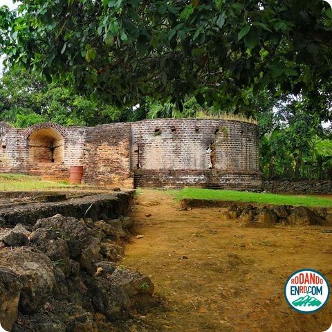 Rodandoenrd - Ruinas de La vega Vieja