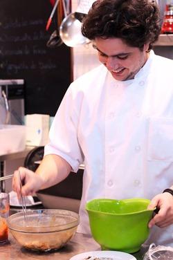 Chef Miky Faxa