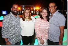 11.Osiris Pimentel, Luchy Pappaterra, Johanny Rosario, Jose Doñe