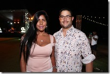 5. Cintia Salazar y Luis Miniño