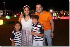 8. Leandro Olivares, Maricarmen Rodriguez, Gabriel Olivares, Carlos Olivares