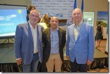 Jean Louis Lions, Jean Pierre y Bernard Hugeux