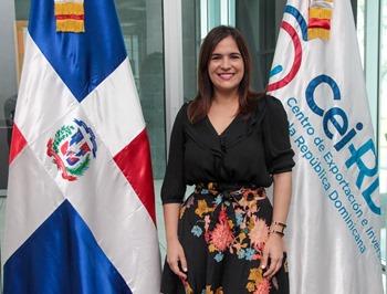 Tamara Vásquez, Directora Adjunta del CEI-RD 1